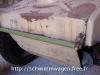 Kubelwagen front bumper