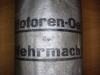 Wehrmacht oil can